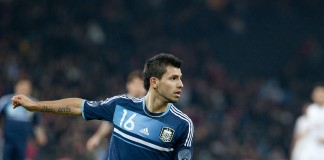 Sergio Aguero, fonte By Ludovic Péron - Own work, CC BY-SA 3.0, https://commons.wikimedia.org/w/index.php?curid=18546716