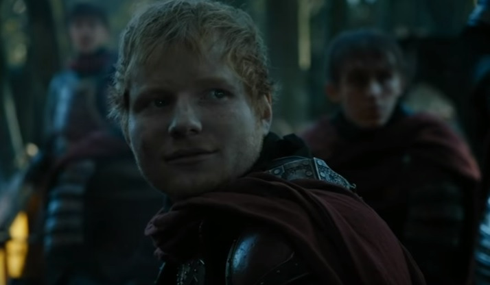 Ed Sheeran di nuovo su Twitter dopo Game of Thrones