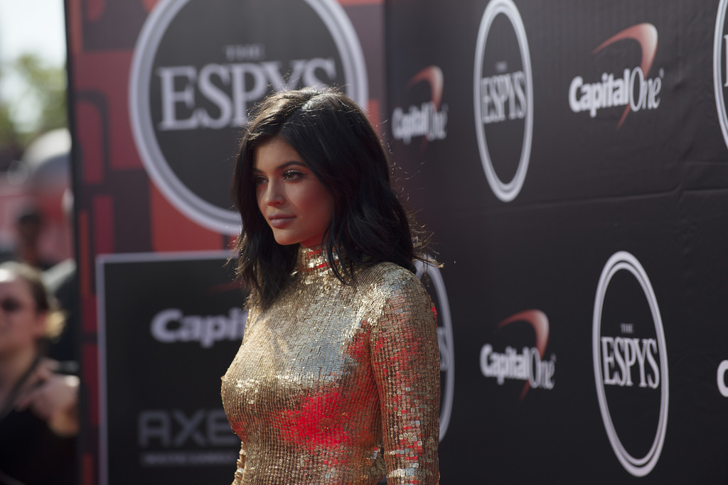 Kylie Jenner in dolce attesa