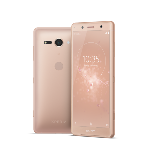 Xperia_XZ2 Compact_Coral Pink
